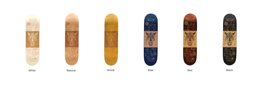 Le Shape Skateboard 7