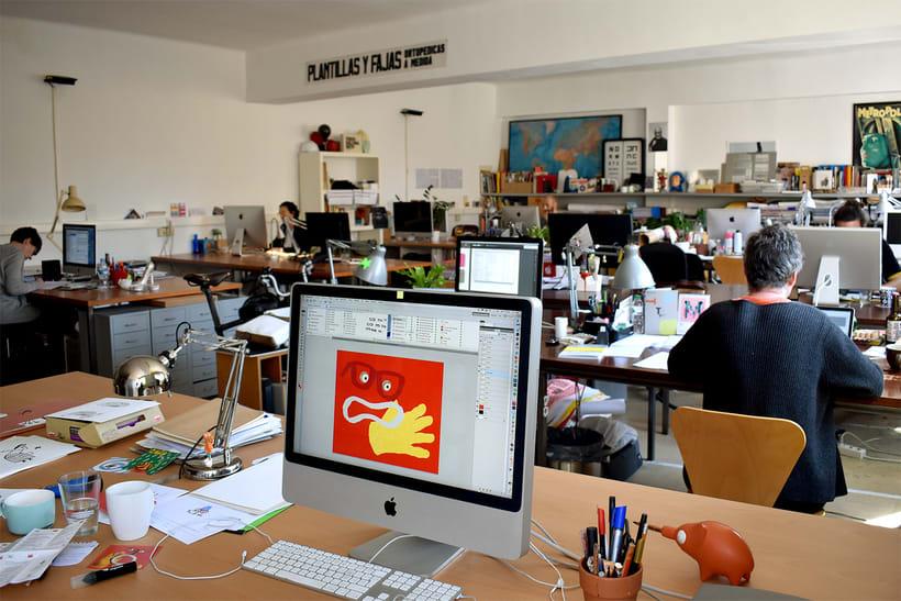 Espacio Coworking Gràcia (Barcelona) 4