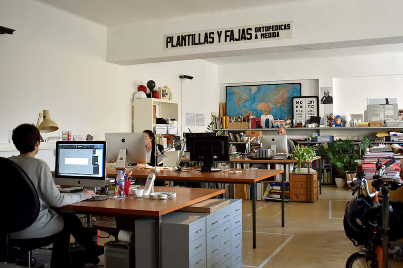 Espacio Coworking Gràcia (Barcelona) 5