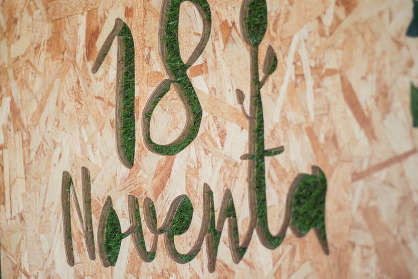DISEÑO GASTRO CLUB 18 NOVENTA 2