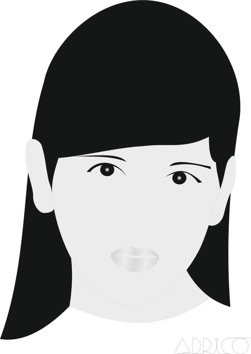 Dibujos de rostros 1