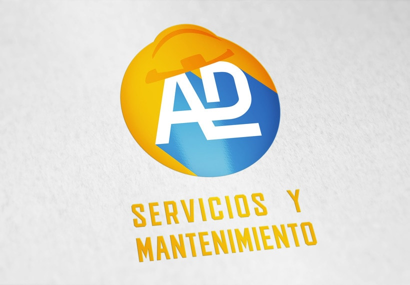 Propuesta Flat Logo ADL (monograma) 0