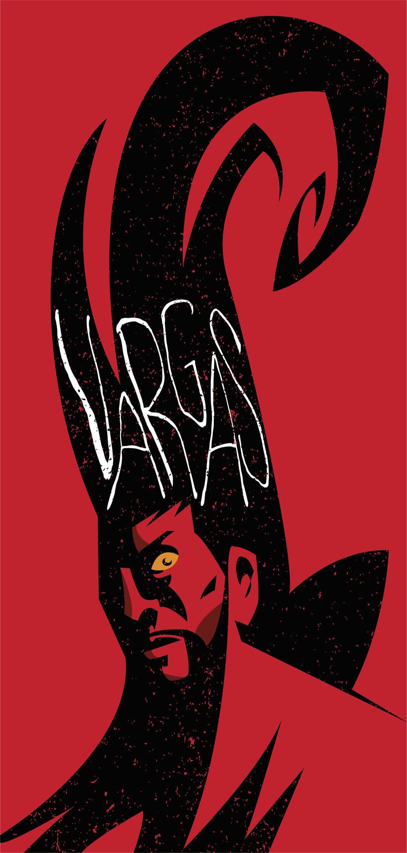 Vargas - Poster 0