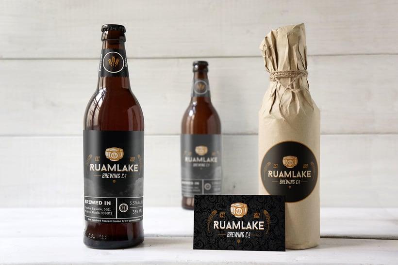 Mi Proyecto del curso: Branding y Packaging para una Cerveza Artesanal 0
