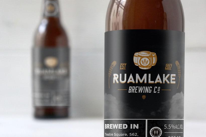 Mi Proyecto del curso: Branding y Packaging para una Cerveza Artesanal 3