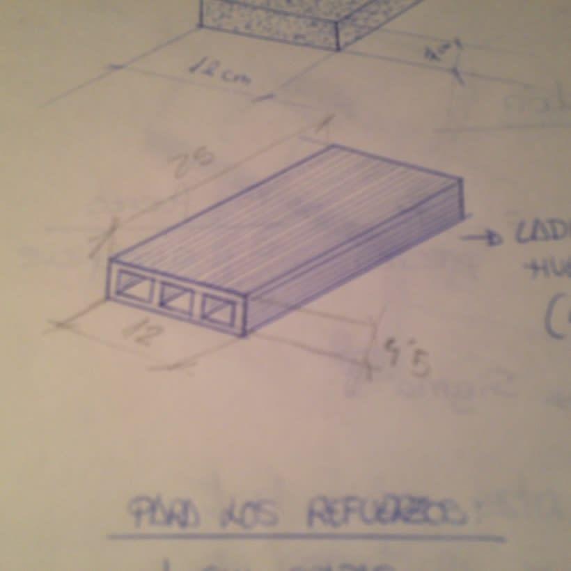 Dibujos apuntes de materiales de Construcción 0