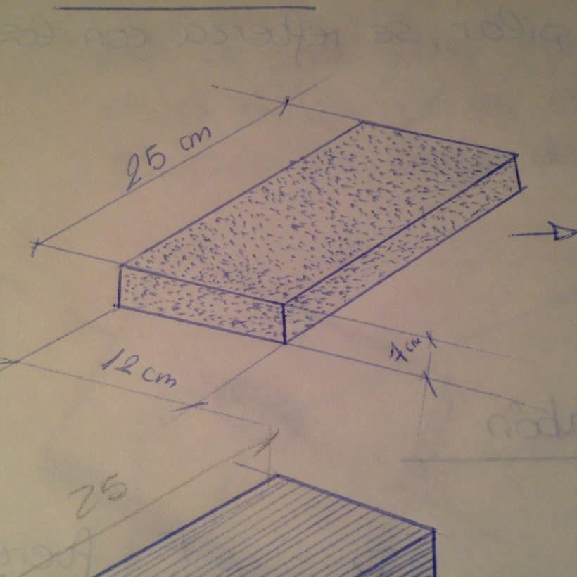 Dibujos apuntes de materiales de Construcción 1
