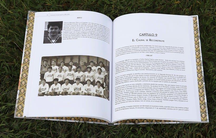 Libro Centenario Caudal Deportivo Mieres 2