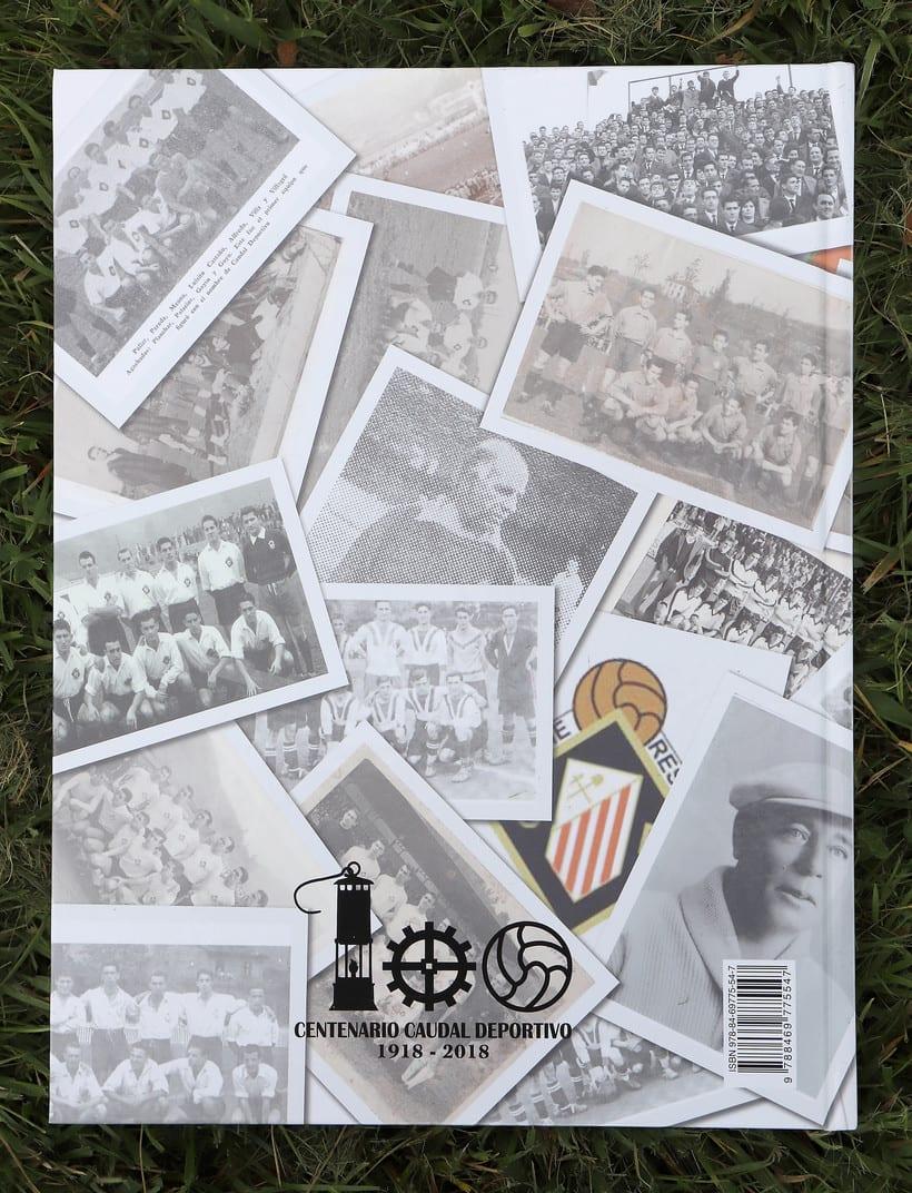 Libro Centenario Caudal Deportivo Mieres 3