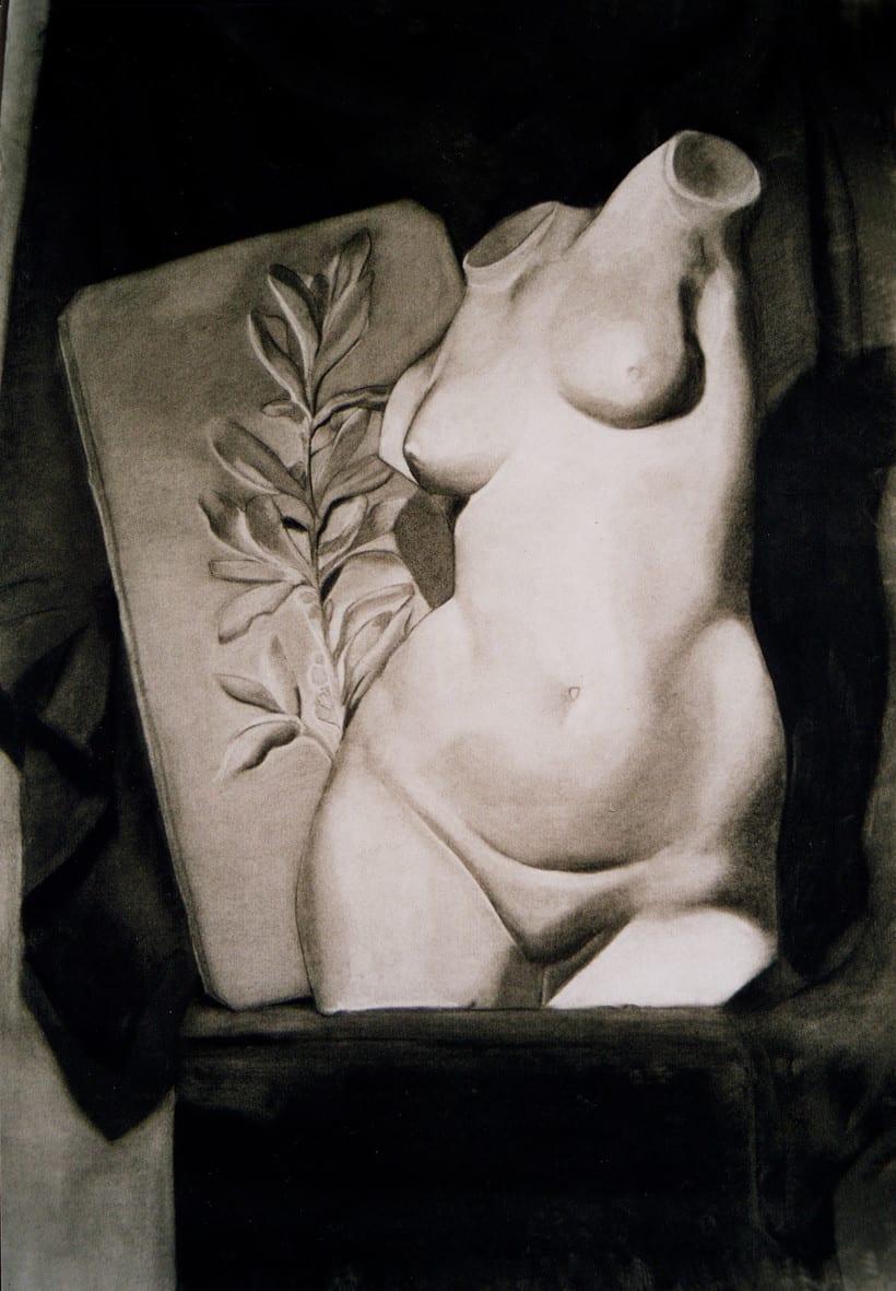 Dibujos de Esculturas 3
