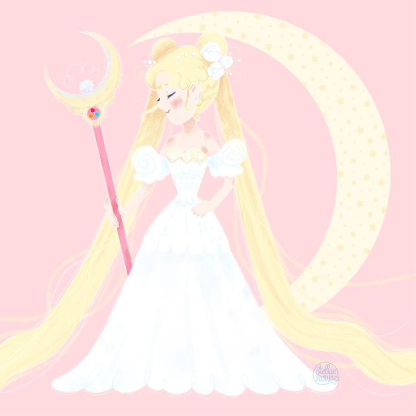 Princess Serenity 0