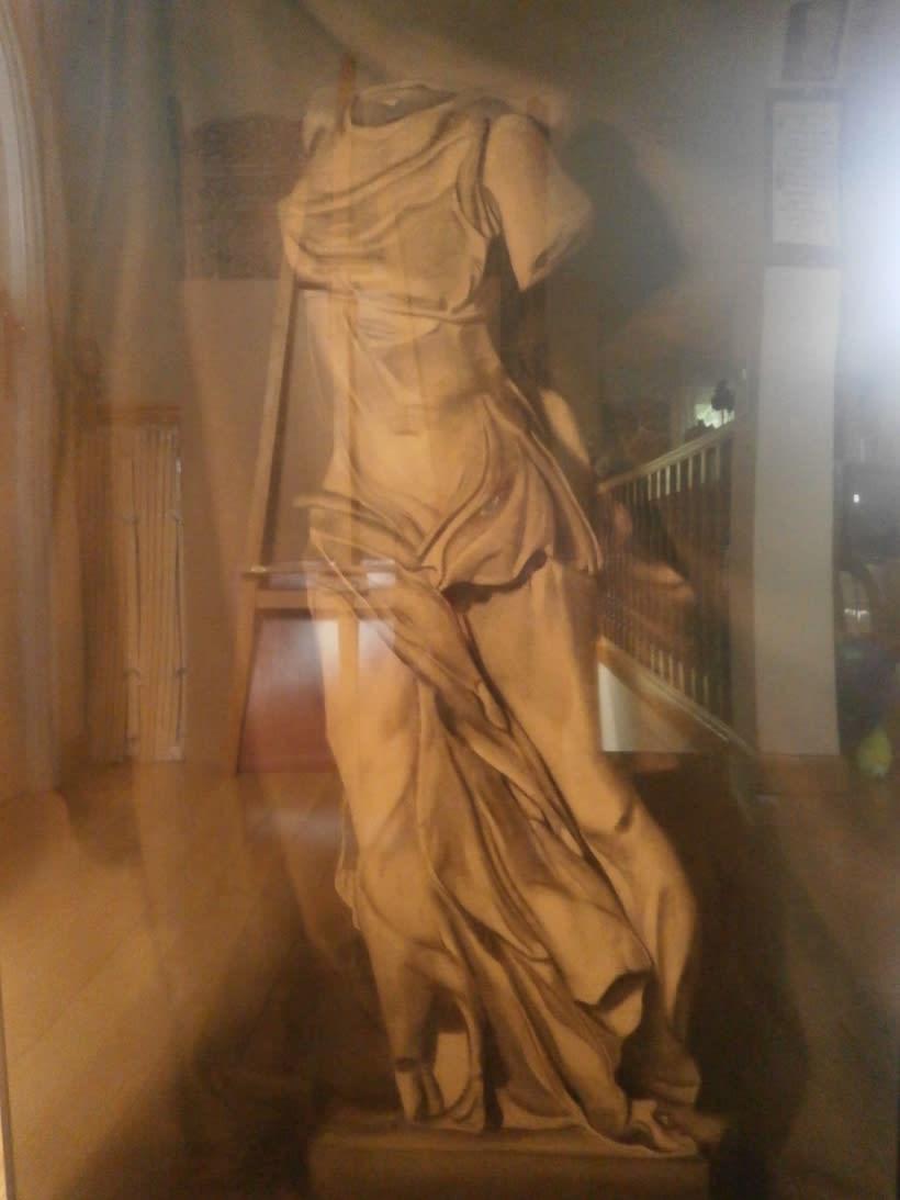 Dibujos de Esculturas 8