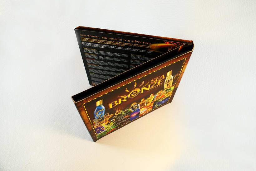 Sea Bronze.  Packaging 12