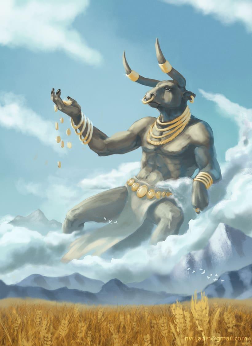 Zodiac Signs I 4