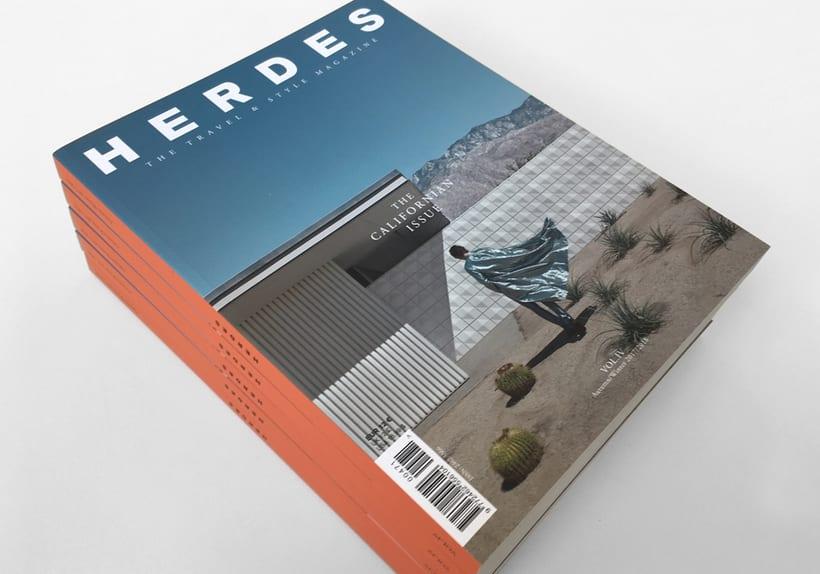 Colaboración Retoque digital Moda para revista Internacional 1