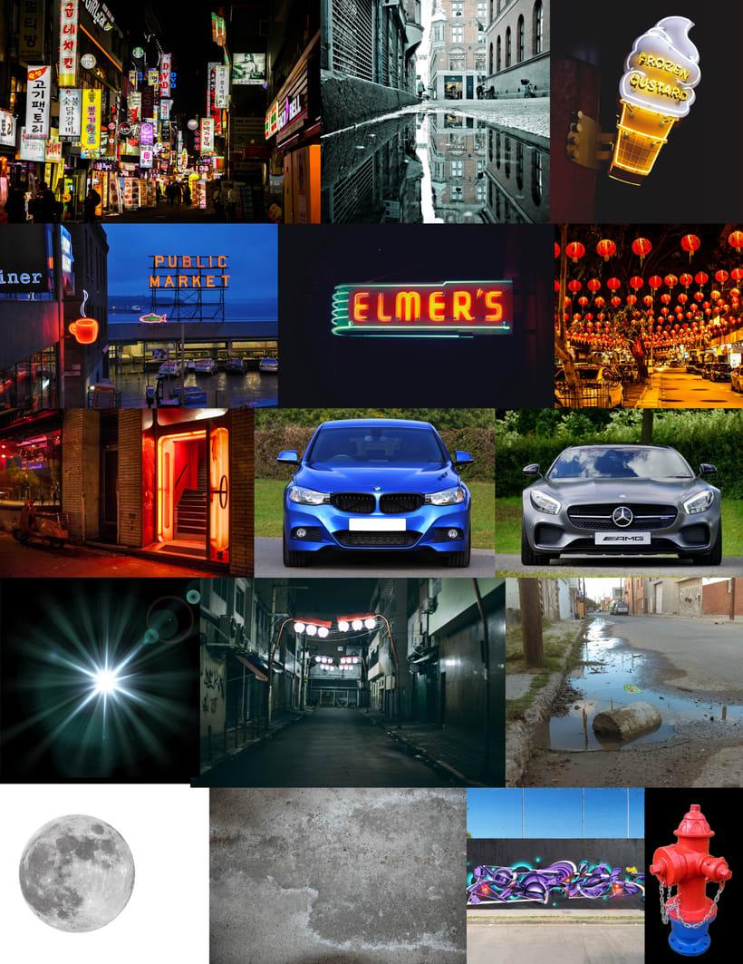 Mi Proyecto del curso: Secretos del fotomontaje y el retoque creativo - Chinese Alley 2