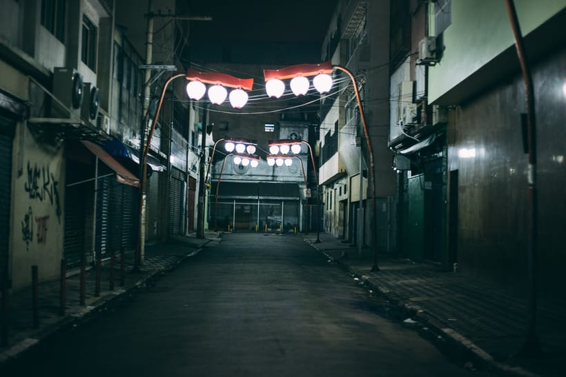 Mi Proyecto del curso: Secretos del fotomontaje y el retoque creativo - Chinese Alley 3