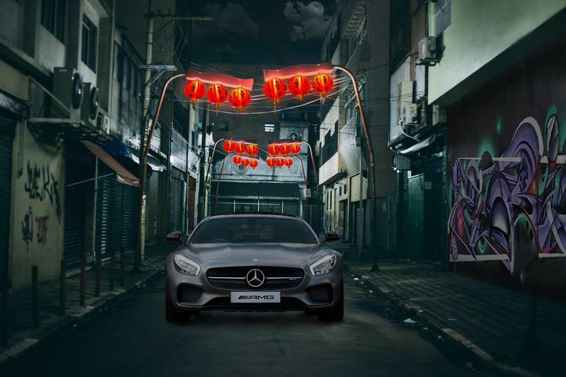Mi Proyecto del curso: Secretos del fotomontaje y el retoque creativo - Chinese Alley 5