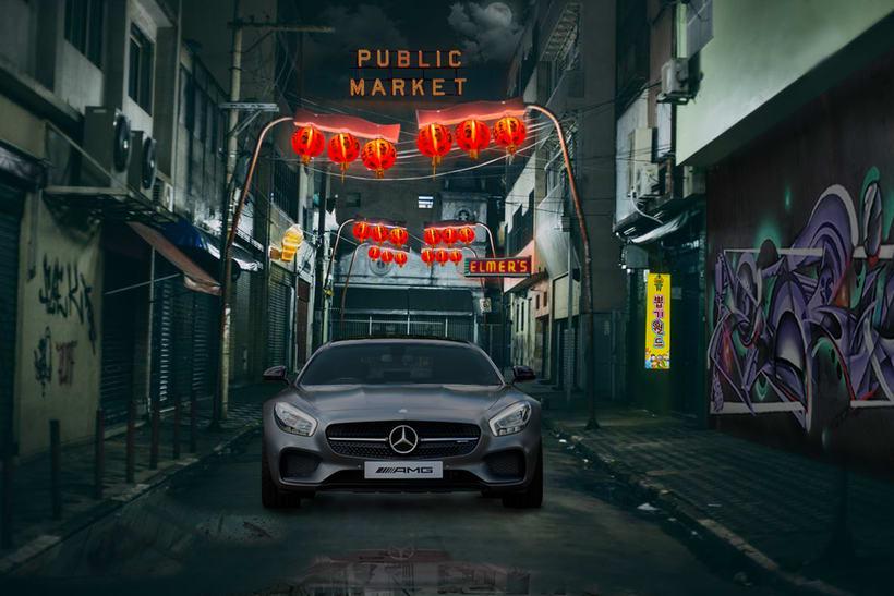Mi Proyecto del curso: Secretos del fotomontaje y el retoque creativo - Chinese Alley 6