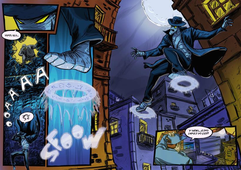 Detective Misterio ( paginas dobles modo lectura) 14