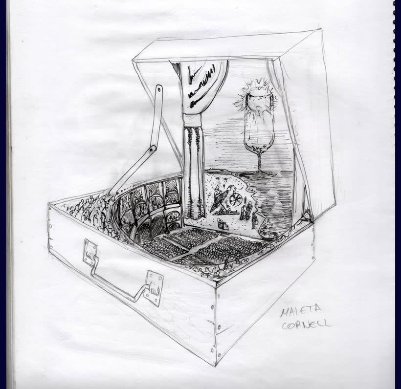 diseño de conceptos y bocetos para el videojuego nubla 2 en educathyssen  9