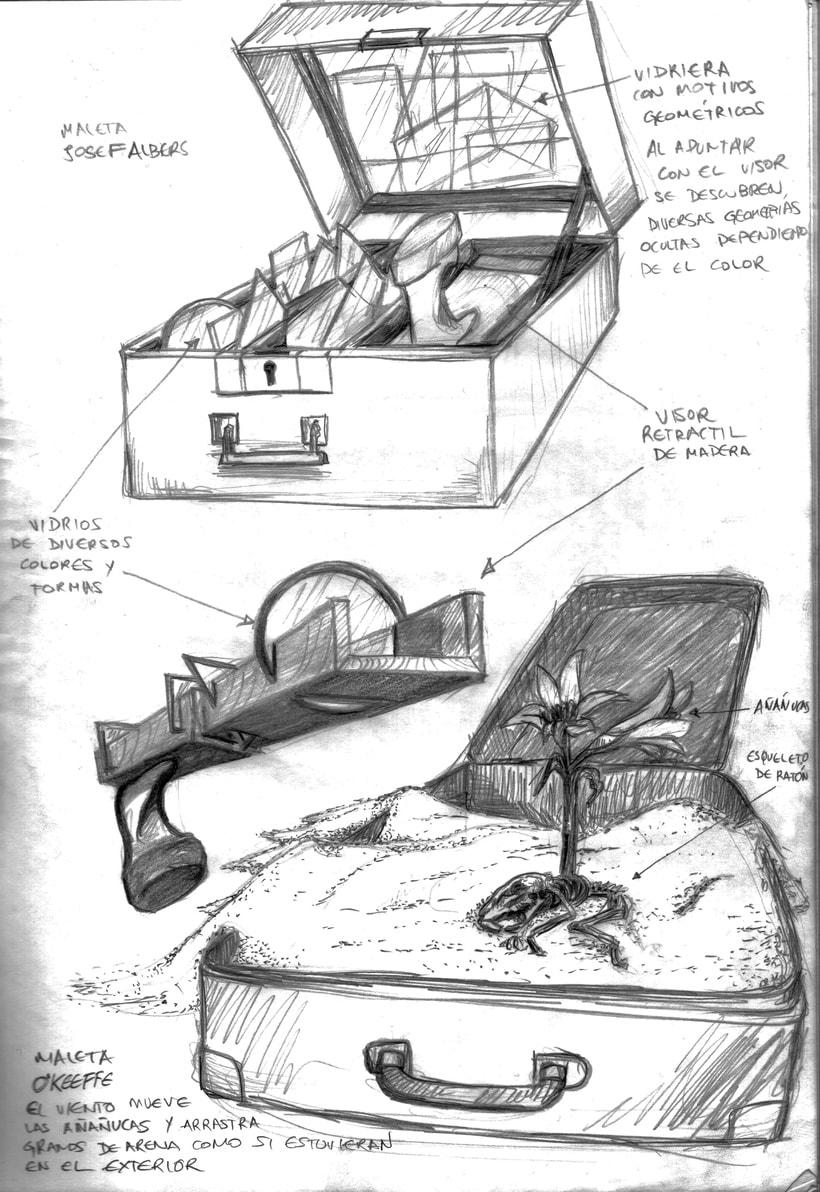 diseño de conceptos y bocetos para el videojuego nubla 2 en educathyssen  6