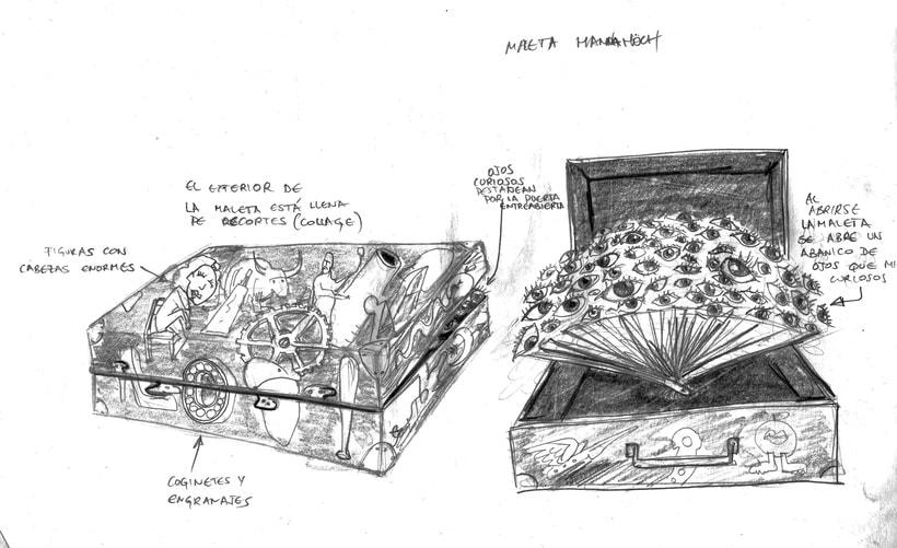 diseño de conceptos y bocetos para el videojuego nubla 2 en educathyssen  8