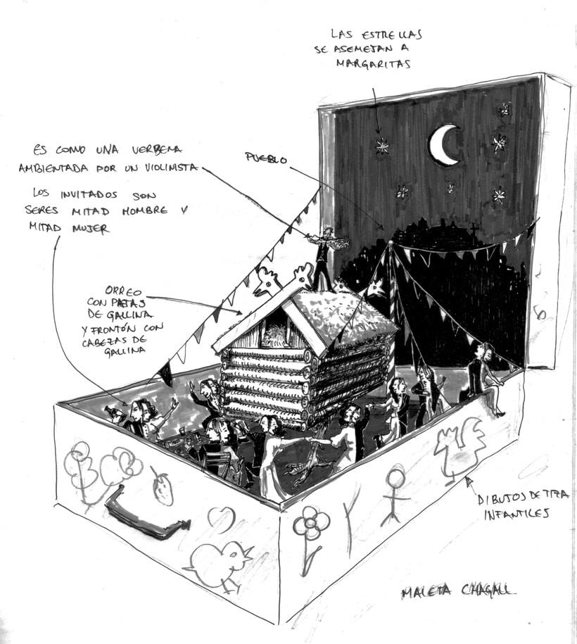 diseño de conceptos y bocetos para el videojuego nubla 2 en educathyssen  1