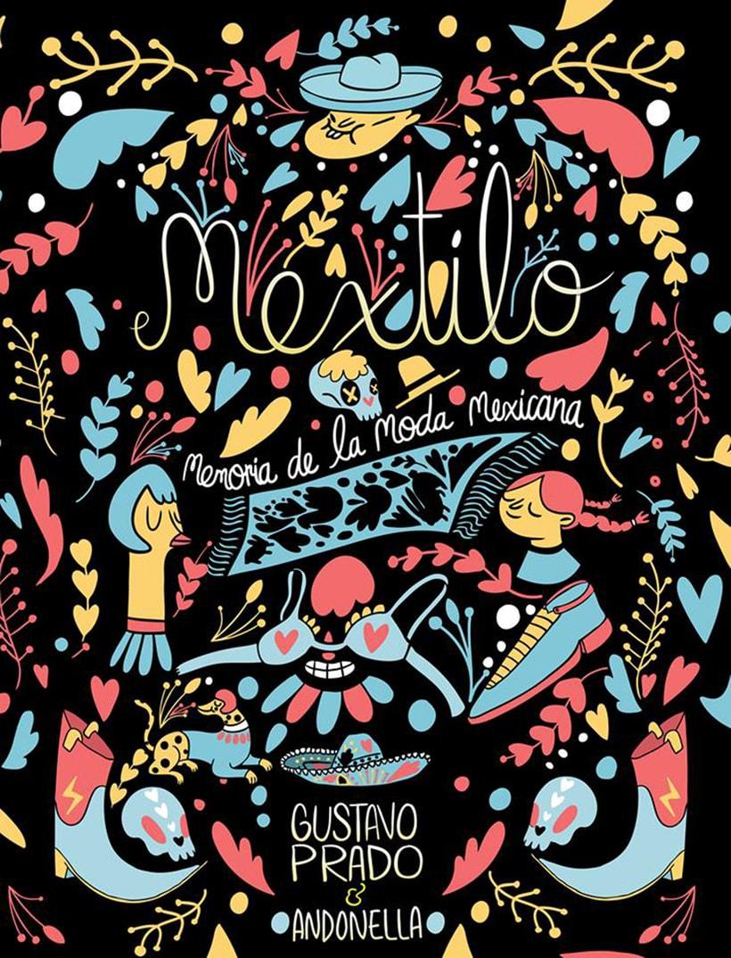 Mextilo, memoria de la moda mexicana 0
