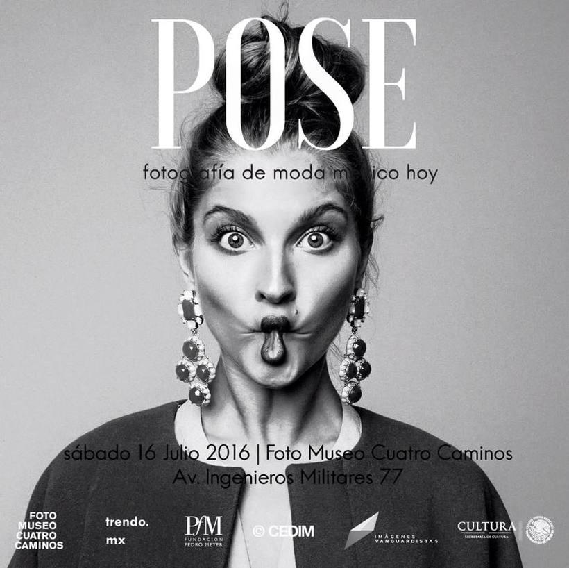 POSE, fotografía de moda méxico hoy 0