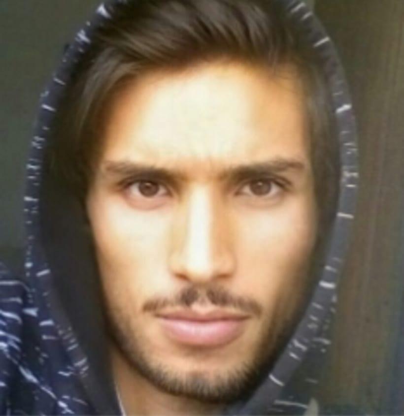 Jose Cordero San gorro sueter frio  1