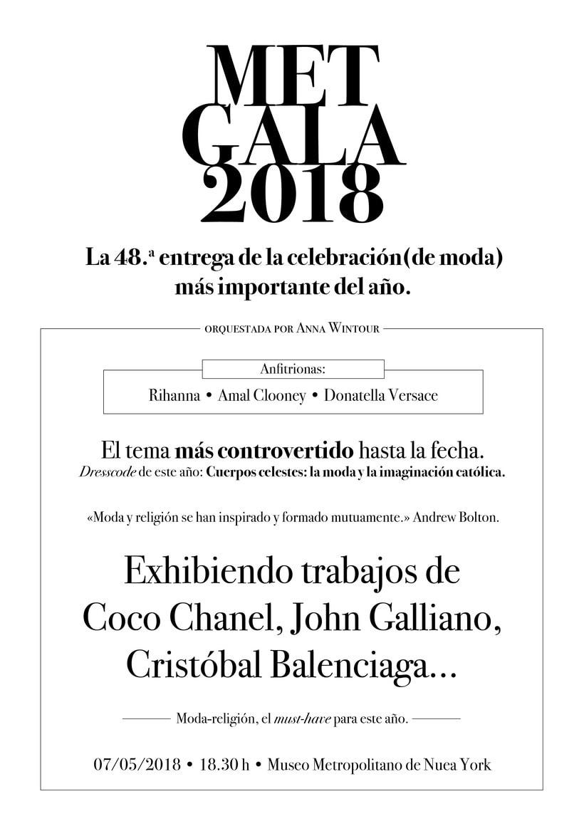 Met Gala 2018 0