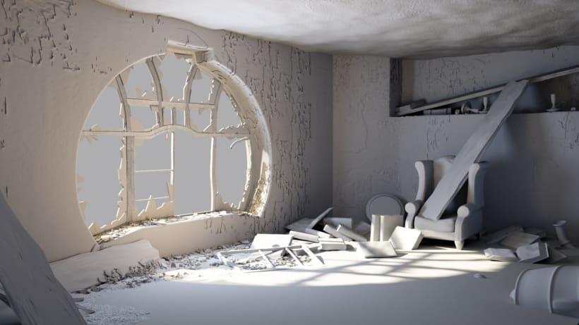 Mi Proyecto del curso: Creación de imágenes 3D fotorrealistas 4