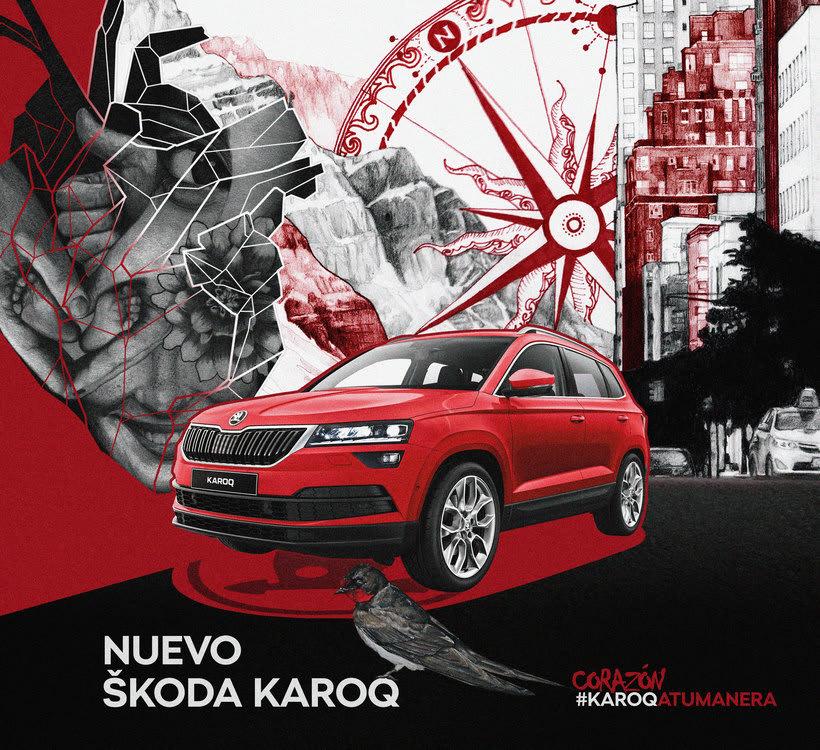 karoq, propuesta para el concurso de SKODA 0