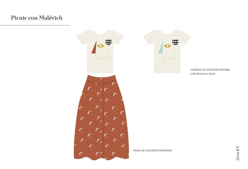 Mi Proyecto del curso: Dirección creativa de moda 0