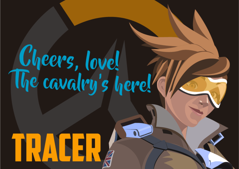 Tracer (Overwatch) -1