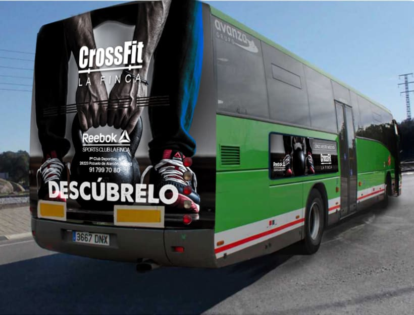 Autobus CrossFit Reebok Sports Club -1