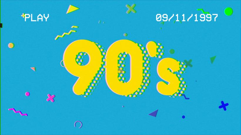 90's 1