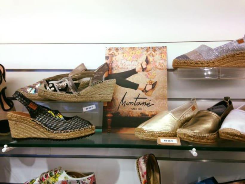 Fotografia de Producto Montané Shoes para nueva colección 0