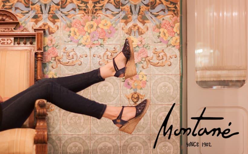 Fotografia de Producto Montané Shoes para nueva colección 1