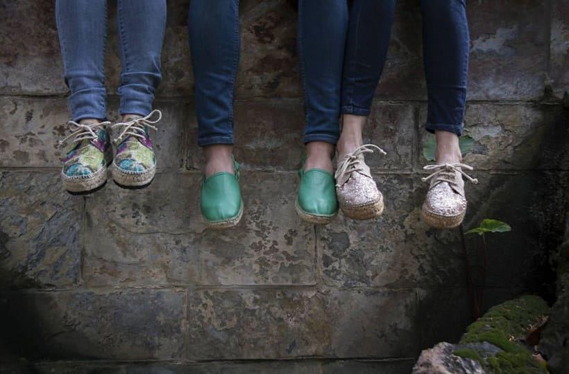 Fotografia de Producto Montané Shoes para nueva colección 4