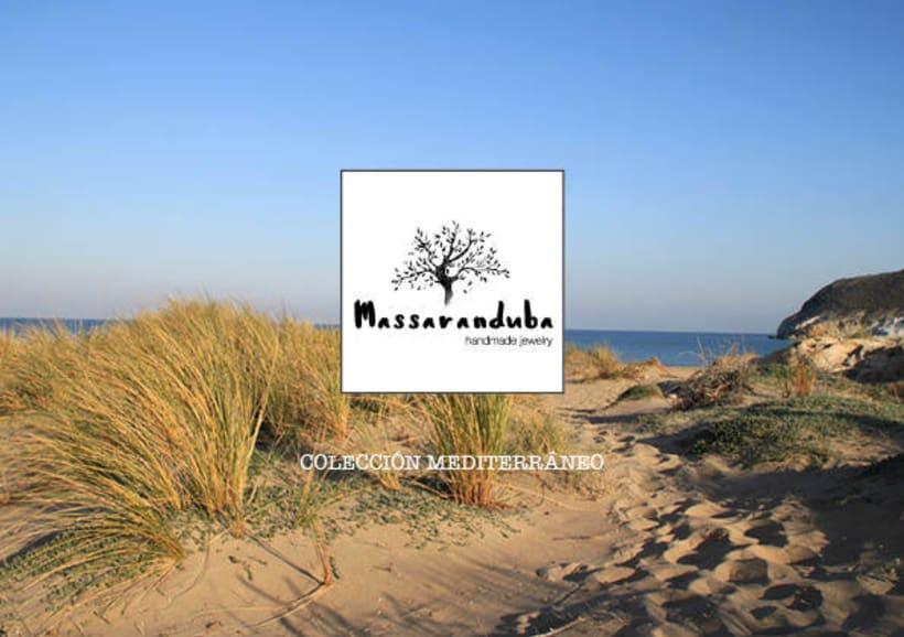 Catálogo Massaranduba - handmade jewelry. Colección Mediterráneo 2
