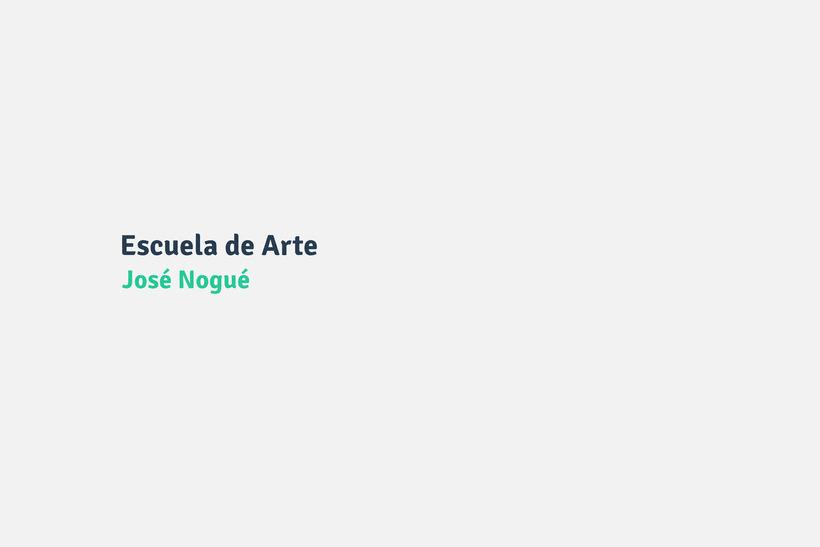 App Escuela Arte Jaén 1