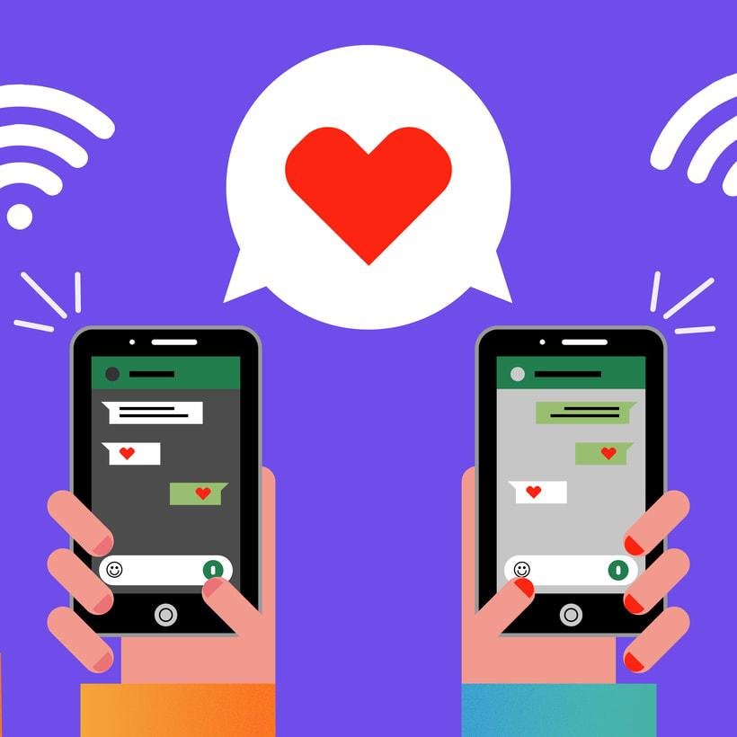 El amor en los tiempos de WhatsApp 3