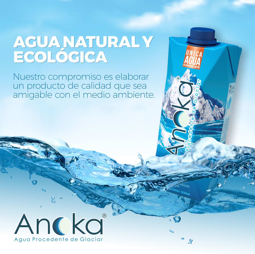 Diseño de redes sociales. Agua Anoka -1