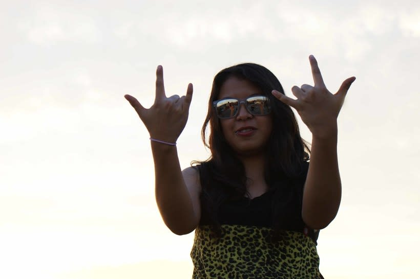 Photoshoot a banda de rock 4