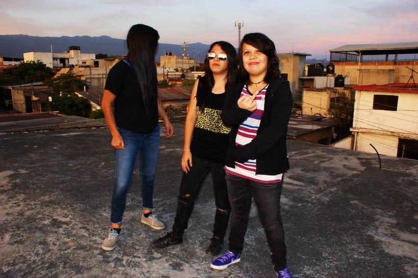 Photoshoot a banda de rock 12