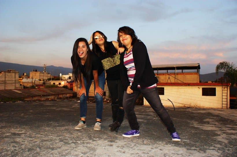 Photoshoot a banda de rock 13