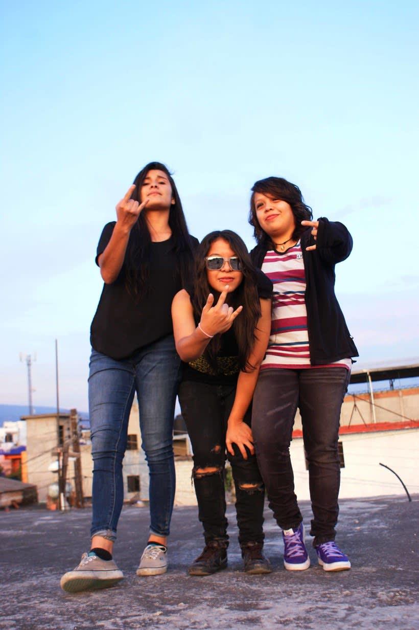 Photoshoot a banda de rock 15