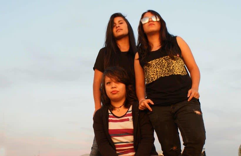 Photoshoot a banda de rock 16